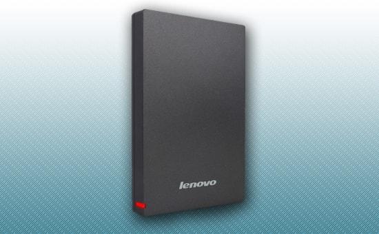 Lenovo UHD F309 USB3.0 GREY 1TB GXB0K28987