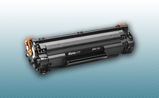 Картридж Europrint EPC-712 Black