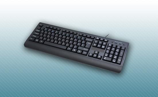 Клавиатура Delux DLK-6010 UB USB