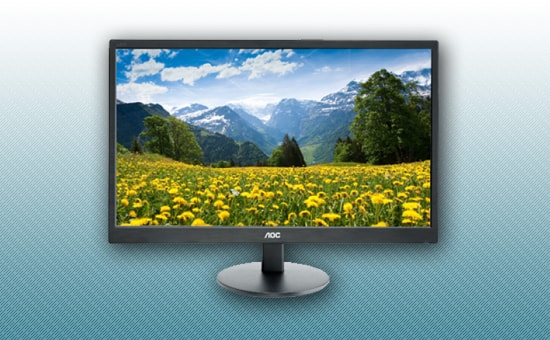 "Монитор LED 27"" AOC E2770SH Black"