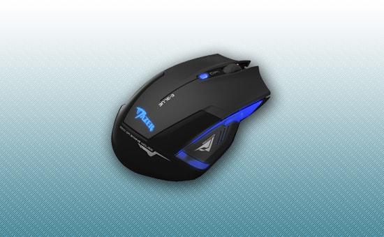 Мышь Mazer Type-R EMS152BK USB