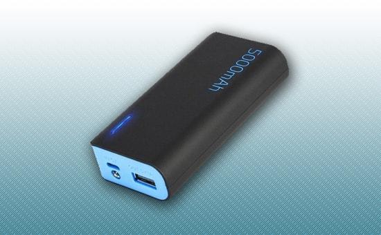Портативное зарядное устройство SVC UPB-802B