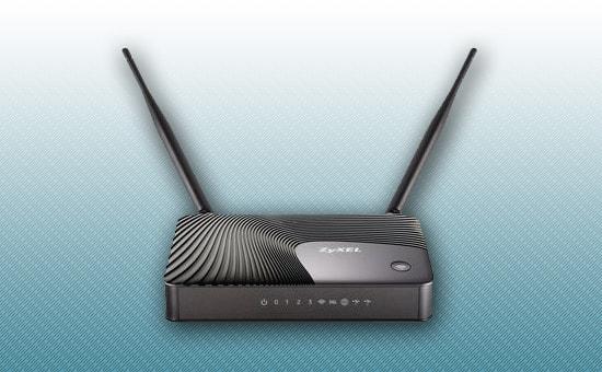 Модем ADSL Zyxel KEENETIC DSL