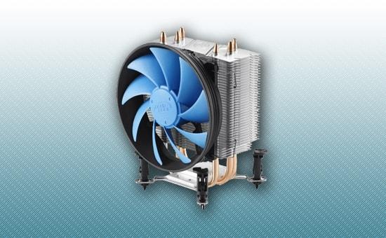 Воздушное охлаждение DEEPCOOL GAMMAXX 300