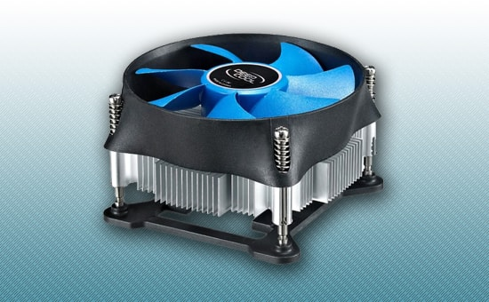 Воздушное охлаждение DEEPCOOL Theta15 PWM LGA1156/1155/1151/1150