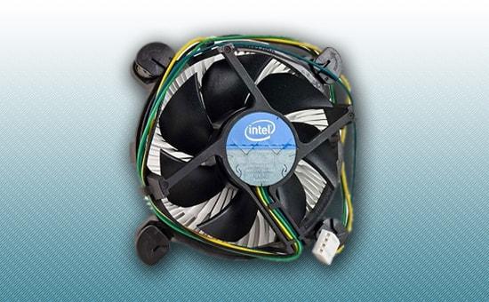 Воздушное охлаждение INTEL original BOX s1155/1150 i3/i5/i7