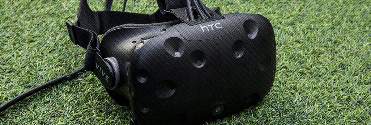 Тест HTC Vive в офисе A-Computers