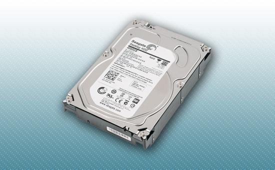 Жесткий диск Seagate 4TB 3.5