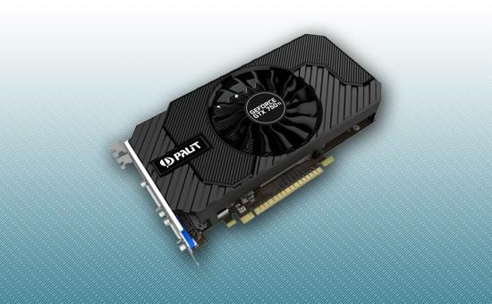 Видеокарта Palit GTX750Ti 2Gb DDR5 128bit STORMX