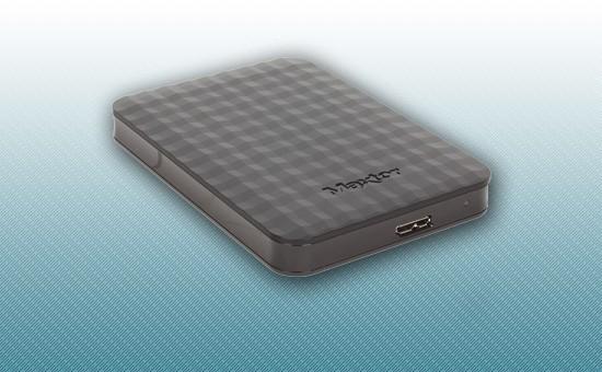Внешний жесткий диск 4Tb Seagate (Maxtor) 2.5