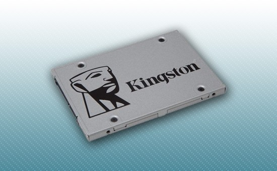 SSD 480GB Kingston UV400