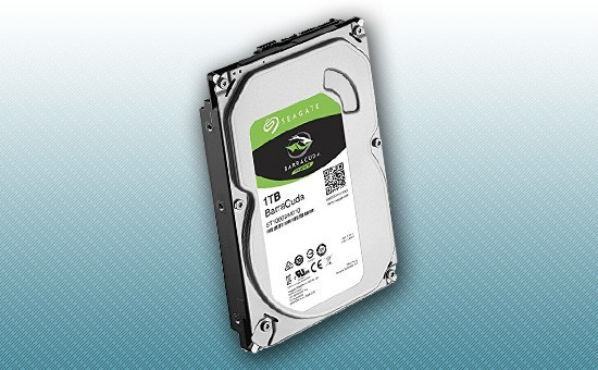 Жесткий диск 1Tb Seagate BarraCuda 7200rpm 64mb 3.5 [ST1000DM010]