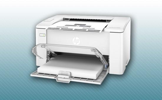 HP G3Q34A LaserJet Pro M102a Prntr (A4)