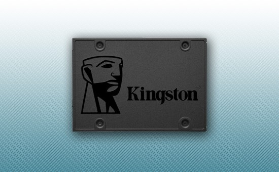 "Твердотельный накопитель SSD 480GB Kingston A400 2.5"" SATA3 TLC [SA400S37/480G]"