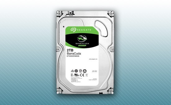 Жесткий диск 4Tb Seagate BarraCuda 5400rpm 256Mb 3.5 [ST4000DM004]
