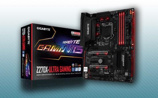 Материнская плата Gigabyte GA-Z270X-Ultra Gaming