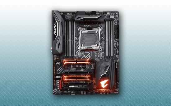 Материнская плата Gigabyte X299 AORUS Gaming 3