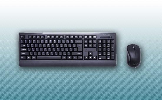 Комплект Клавиатура + Мышь