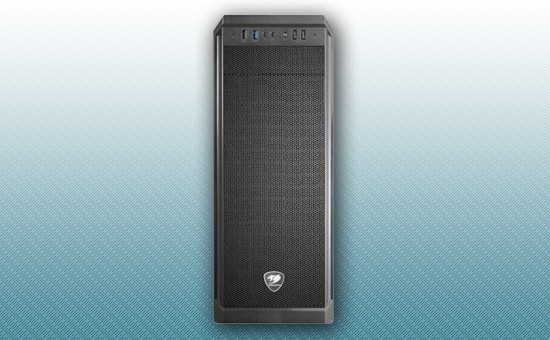 Корпус HEC Cougar MX330