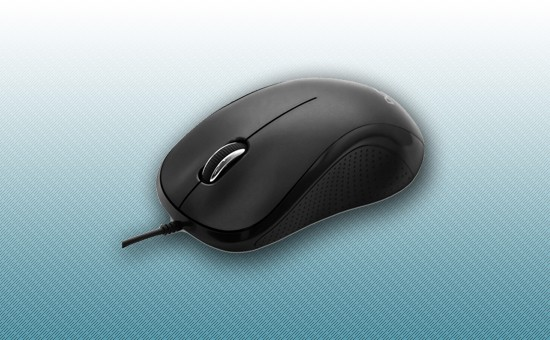 Мышь Delux