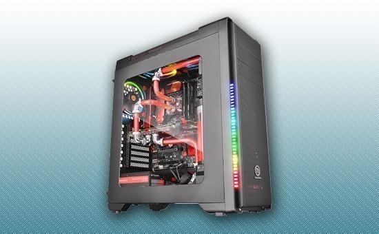 Корпус Thermaltake Versa C21 RGB