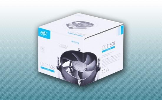 Воздушное охлаждение DEEPCOOL CK-11508