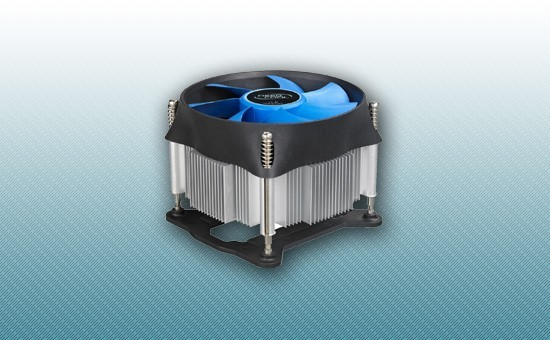 Воздушное охлаждение DEEPCOOL Theta31 PWM