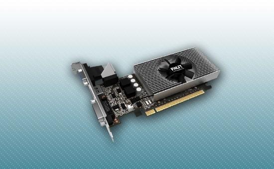 Видеокарта Palit GT730 2Gb DDR5 64bit