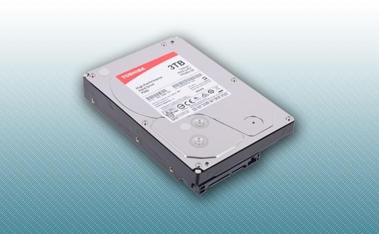 "Жесткий диск 3Tb Toshiba Р300 7200rpm 64Mb 3.5"" [HDWD130UZSVA]"