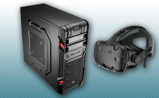 Персональный компьютер для HTC Vive (HTC-V-A)