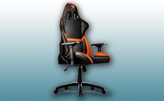 Игровое кресло HEC Cougar ARMOR
