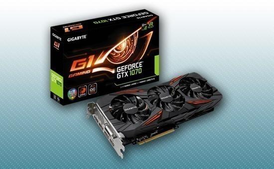Видеокарта Gigabyte GTX 1070 G1 Gaming 8G rev 2.0 [GV-N1070G1 GAMING-8G]