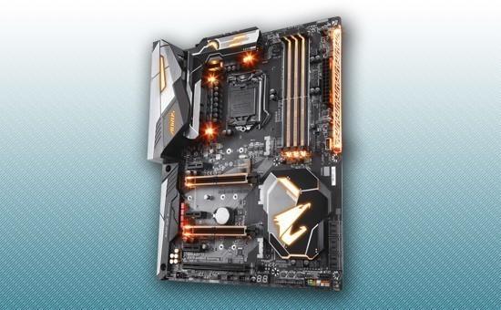 Материнская плата Gigabyte Z370 AORUS Gaming 5 (rev. 1.0)