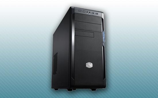 Корпус Cooler Master N300 Black [NSE-300-KKN1]