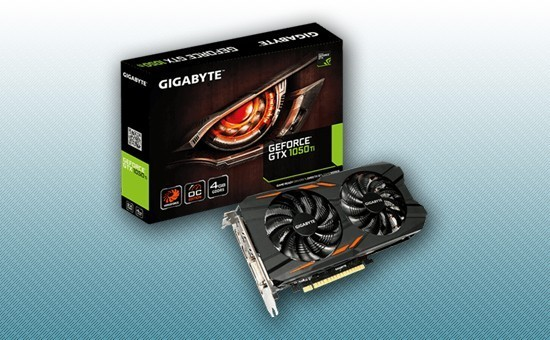Видеокарта Gigabyte GTX 1050Ti Windforce OC 4Gb rev1.0 [GV-N105TWF2OC-4]