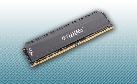Оперативная память DDR4 4GB  Crucial Ballistix Tactical [BLT4G4D26AFTA]