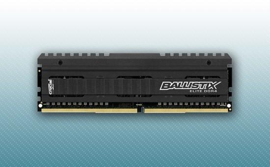 Оперативная память DDR4 16GB  Crucial Ballistix Elite 1.35V [BLE16G4D32AEEA]