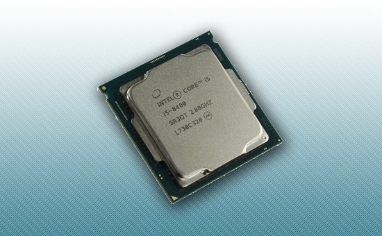 Процессор Intel Core i5-8400 [2.8 GHz