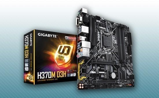 Материнская плата Gigabyte H370M-D3H