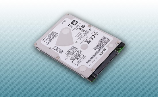Жесткий диск 500Gb Hitachi Travelstar Z5K500 5400rpm 8Mb 2.5