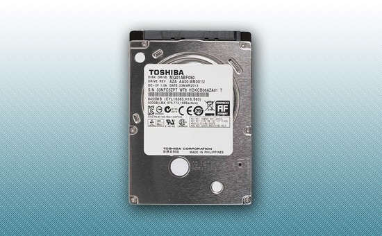 "Жесткий диск 500Gb Toshiba 5400rpm 8Mb 2.5"" [MQ01ABF050M]"