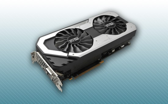 Видеокарта Palit GTX1080 SUPER JETSTREAM 8G 256bit GDDR5