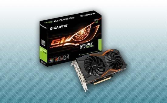 Видеокарта Gigabyte GTX 1050Ti G1 Gaming 4GB GDDR5 128bit [GV-N105TG1 GAMING-4G]
