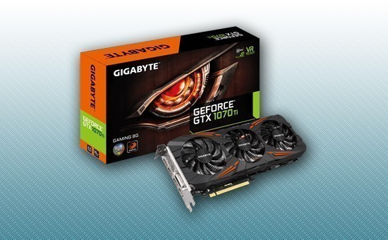 Видеокарта Gigabyte GTX 1070Ti Gaming 8G GDDR5