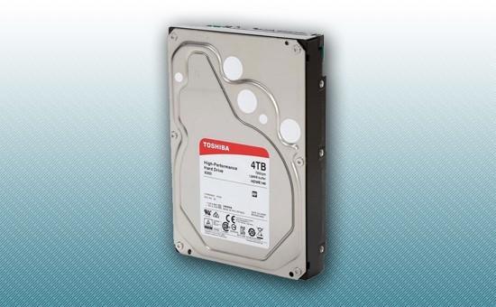 "Жесткий диск 4Tb Toshiba X300 7200rpm 128Mb 3.5"" [HDWE140UZSVA]"
