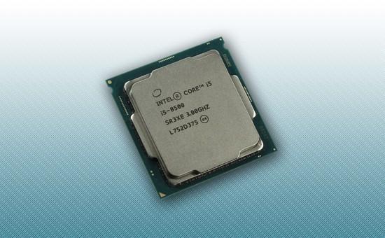 Процессор Intel Core i5-8500