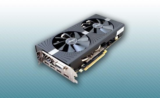 Видеокарта SAPPHIRE NITRO+ Radeon™ RX 580 8GB