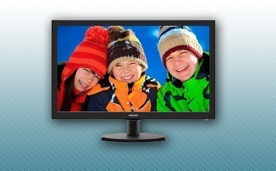 "Монитор 27"" Philips 273V5LSB/01 Black"