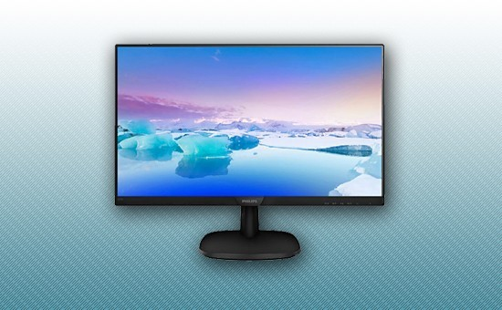 "Монитор 27"" Philips 273V7QSB/00 Black"