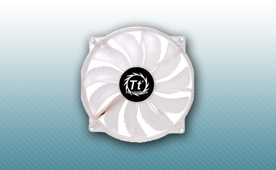 Кулер для Корпуса Thermaltake Pure 20 White [CL-F033-PL20WT-A]